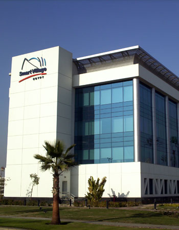 B 119 Building- Smart Village- Giza