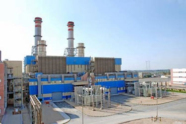 Suez Electric Station- Suez City