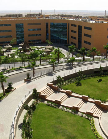 German Univ.Cairo (GUC)- New Cairo
